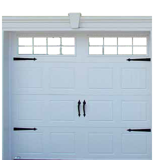 Garex New Hampshire garage door